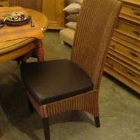 Loom stoelen, Capri, Antiek & Interieur Den Ouden Overzet, Melsele