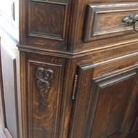 Logen, zandstralen of stomen van uw donkere meubelen, Antiek & Landelijk Interieur Den Ouden Overzet, Melsele