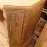 Uw donkere meubelen lichter maken, Antiek & Landelijk Interieur Den Ouden Overzet, Melsele