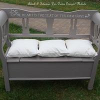 Opfrissen van uw oude meubelen, Antiek & Landelijk Interieur Den Ouden Overzet, Melsele