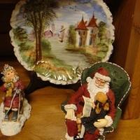 Feestelijk met oude en nieuwe decoratie, Antiek & Interieur Den Ouden Overzet, Melsele