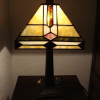 Tafellamp tiffany 8830.