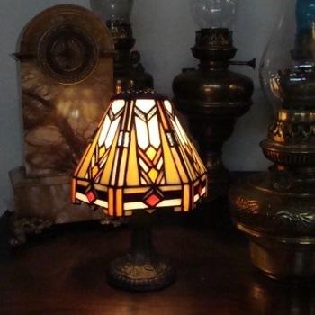 Tafellamp tiffany 9216.