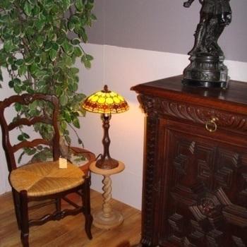 Tafellamp tiffany 9322x.