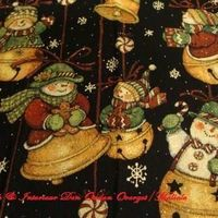 "Kerst : Boyds plaid ""Jingle all the Way"""