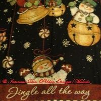 "Plaid Boyds (kerst) ""Jingle all the Way"""