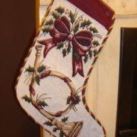 Kerstkous gobelin