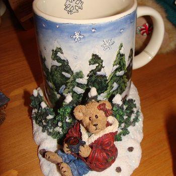 Kerst : Kerstmok Boyds, Krystle... cocoa time.