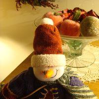 Kerst : Sneeuwvrouwtje Lagaleria.