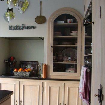 Keukenkasten, eigen ontwerp.