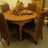 Capri, Loom stoel