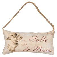 "Hangertje, kussentje ""Angels Salle de Bain"""