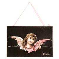 """Prent metaalplaat """"Angel LolaRosie"""""""