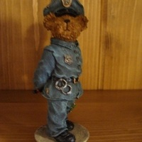 Stoneware : Officer Grizzley... Law and Order.
