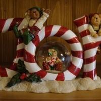 Kerst : Jingle, Jangle and Joe Z Elfbeary.