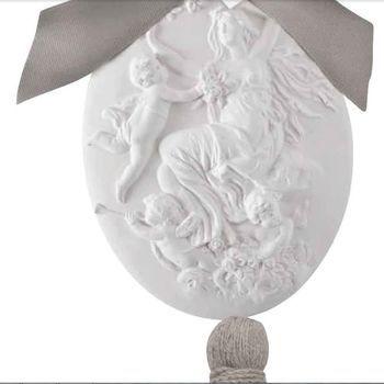 """Bas Relief """"Nymphe et angeliques"""""""