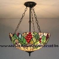 Plafondlamp tiffany, druiven DOO1710/020