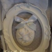 """Decoratief geurkader medaillon """"Marquise"""""""