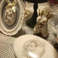 "Doosje porcelein ""Mon ange"" (vide poche)"