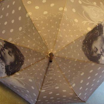 """Paraplu """"Mon Ange""""."""