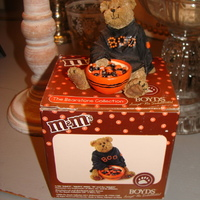 Stoneware : Lil'Boo trick or treat (M&M)
