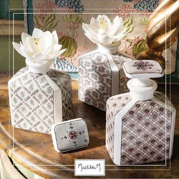 Geschenkenset diffuseur Paradis Fleuri - Dominoté n°17