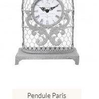 "Klokje ""Paris"""