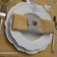 "Servies ""Marquise"", plat bord"