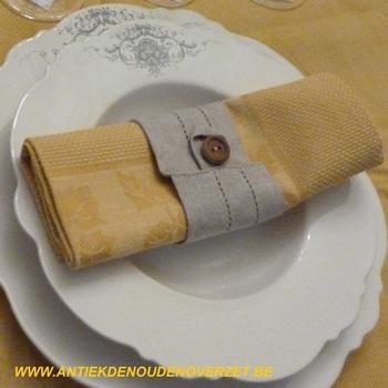 "Servies ""Marquise"", diep bord (soepbord)"