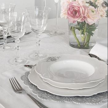 """Servies """"Marquise"""", champagnefluit"""