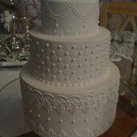 "Decor Wedding Cake ""Exquis"""