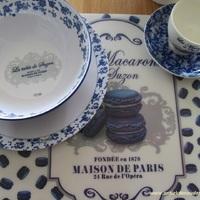 """Picknick bordje """"Les Macarons de Suzon"""""""