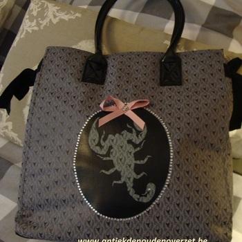"Handtas/urban bag ""Rose Venin"""