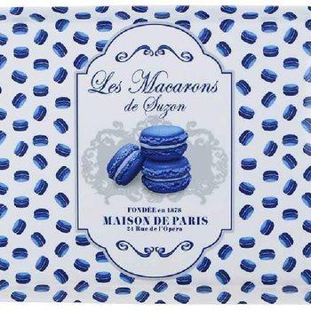 "Dienblaadje/tray, klein ""Les Macarons de Suzon"""
