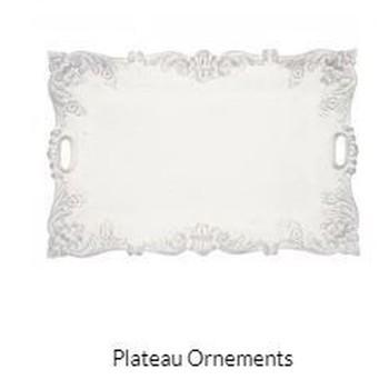 "Plateau ""Ornements"""
