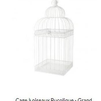 """Vogelkooi """"Bucolique"""" groot, Véranda collectie"""