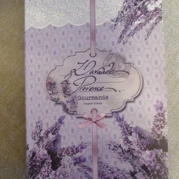 "Notitieboekje ""Lavande de Provence"", klein"