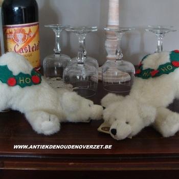 "Kerst pluche : ""Marco Polarbear"