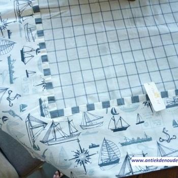 "Tafeldoek ""Sailing"""