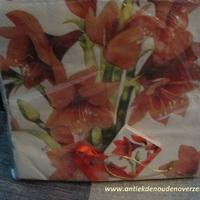 "Servetten papier ""Amaryllis"""
