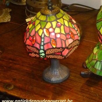 Tafellamp tiffany 1188.