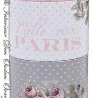 """Duo-doosje """"Mille Roses de Paris"""""""