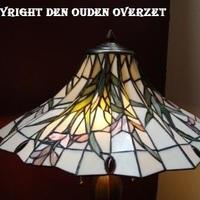 Tafellamp tiffany 5516
