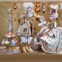 "Geschenk en decoratie : ""Katherine's Collection"""
