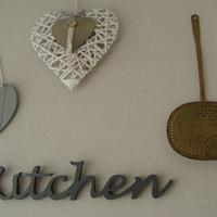 """Geschenk en decoratie : """"Keuken en koken"""""""