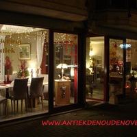 eind december 2014  Antiek & Interieur Den Ouden Overzet, Melsele