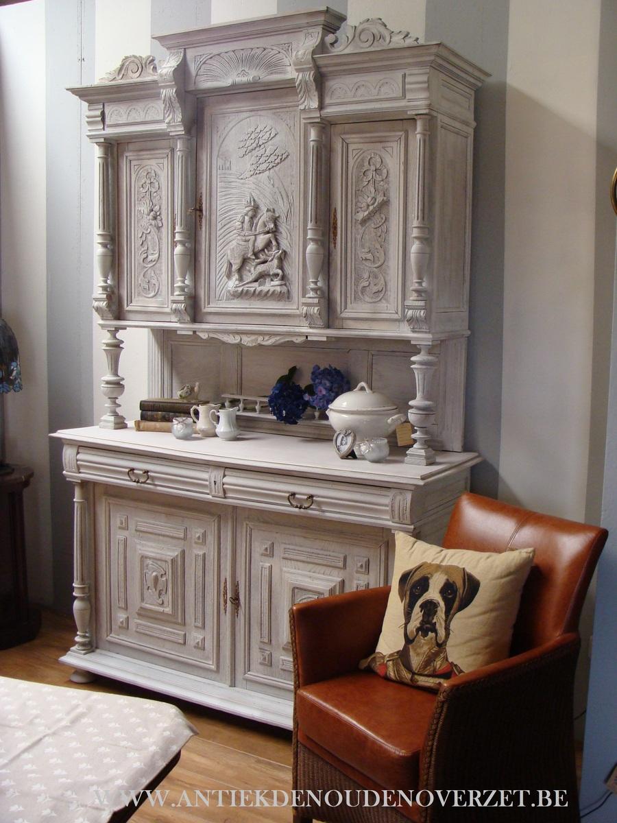 Restauratie van meubelen Melsele | Antiek Den Ouden Overzet